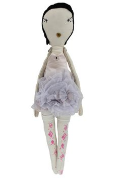 Jess Brown + Wovenplay Ballerina Doll