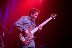 Mike Porcaro of Toto