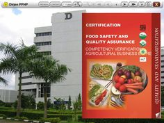 Food Safety Brochure (cover page)