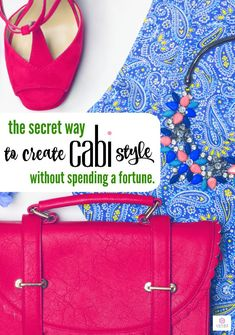 Love CABI Style? Hate the price tag? Here is The Secret Way To Create CABI Style…