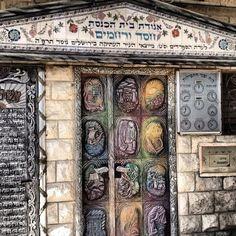 Nachlaot synagogue Jerusalem, Israel