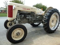 Massey - Ferguson tractor
