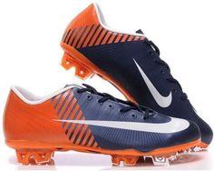 0b3f673dd5b7 The New Popular Nike Mercurial Vapor Superfly II FG Mens Soccer Cleats  World Cup Edition Blue