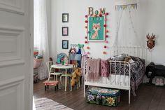 Pani Króliczek: jak urządzić pokój dla dziecka?/ leśni przyjaciele...