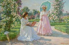 """It is Time Flowerings"" by Alexander Averin"