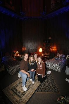The Sutton family's overnight stay in Disneyland's Haunted Mansion, Anaheim California, 2009 Disneyland Hotel, Vintage Disneyland, Disney World Fl, Disney Parks, Disney Fun Facts, Cute Disney, Disney Rides, Tall Tales, Disney Addict