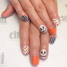 ¿Truco o trato? Ideas de Nail Art para Halloween