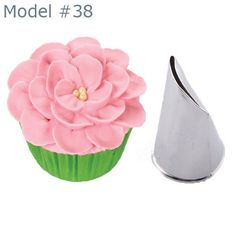 How to pipe beautiful buttercream roses - YouTube