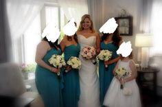 Image result for oasis david's bridal dress