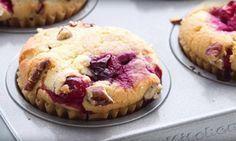 Muffins santé, faibles en calories et sans sucre : On jette tout dans le mélangeur et le tour est joué!