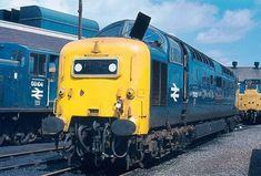 British Rail, Diesel Locomotive, Trains, Nostalgia, Princess, Baby, Baby Humor, Infant, Babies