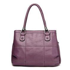 18173694303a Thread Luxury Handbags Women Bags Designer PU Leather Fashion Shoulder Bag  Sac a Main Marque Bolsas Ladies Tote Women Handbags