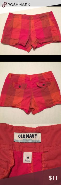 💥sale💥Old Navy women's plaid shorts Old Navy women's plaid shorts Old Navy Shorts