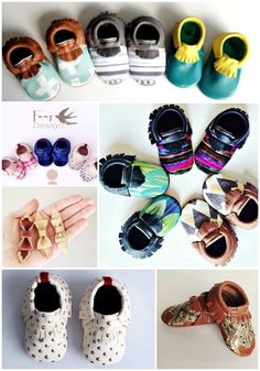 FAAS Design Baby Moccasins – The Next Big Thing in the Fashionable Tots' World?
