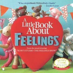 A Little Book About Feelings This is the cutest book on feelings. Definitely buying it for social skills lessons and for my daughter