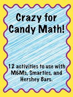 Candy Math Activities