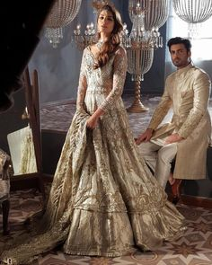 Glimpse of the shoot for SFK bridals featuring goregous sanam saeed and handsome fawad khan Pakistani Wedding Outfits, Pakistani Bridal Dresses, Bridal Outfits, Bridal Lehenga, Indian Outfits, Wedding Dresses, My Collection, Bridal Collection, Desi Wedding