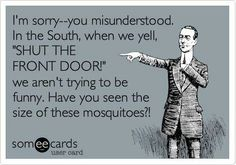 Life in the south.... thank god for rednecks!