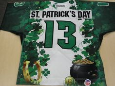 St. Patrick's Day 2013 (back)