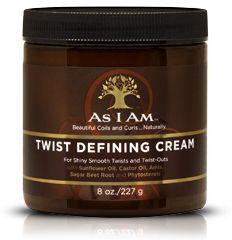 Nappy Beauty Bag New Favorite Twist Defining Cream http://www.asiamnaturally.com/twist-defining-cream.html
