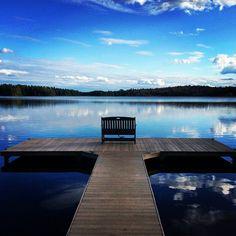 Perfect spot at the lake