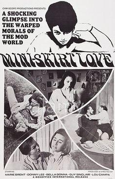 Mini Skirt Love 1967