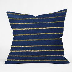 This pop of sparkle is PERFECT. Just $20 for this pillow right now!