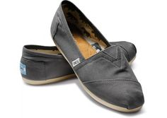 Toms...love the co. one for one policy. And these things are light as feathers, you can't tell you have them on.