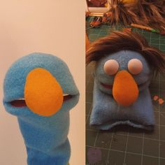 This little buddy is getting a remix. #puppet