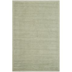 Safavieh Hand-knotted Tibetan Striped Light Green Wool/ Silk Rug (9' x 12') - 15610802 - Overstock.com Shopping - Great Deals on Safavieh 7x9 - 10x14 Rugs