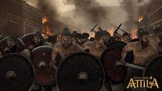 Total War: Attila Vandal and Visigoth Factions - http://www.cartoonography.com/4989-total-war-attila-vandal-and-visigoth-factions.html