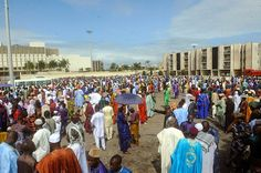 Fête du mouton : dans la paix, le partage et l'adoration Les musulmans du Gabon n'ont pas dérogé à la règle le 4 octobre dernier. Ils ont procédé à la célébration de la traditionnelle fête de la Tabaski ou fête du mouton, la plus importante de l'Islam.