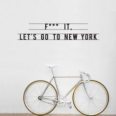 let's go to new york http://media-cache6.pinterest.com/upload/253046072782366700_Y59XWYfx_f.jpg designworklife miscellany