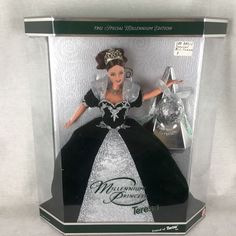 Special Edition NEW MILLENNIUM PRINCESS Doll Friend of Barbie TERESA 1999 Mattel #Mattel #DollswithClothingAccessories