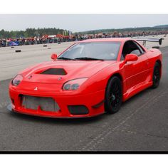 3000GT VR-4 modified