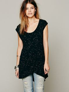 We The Free Fly Away Galaxy Tee at Free People Clothing Boutique
