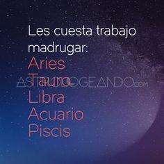 #Aries #Tauro #Libra #Acuario #Piscis #Astrología #Zodiaco #Astrologeando