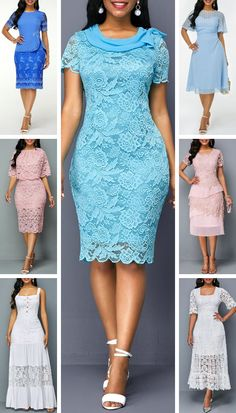 It's almost wedding season. It's time to get yourself in check and truly learn how not to be a bad wedding guest. It goes without saying that ridiculously good-looking are the perfect wedding guests. Short African Dresses, Latest African Fashion Dresses, Women's Fashion Dresses, Lace Dress With Sleeves, The Dress, Lace Dress Styles, Classy Dress, Mode Outfits, Wedding Season