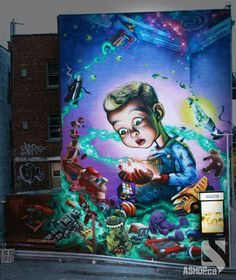 Street Art from the world - Community - Google+