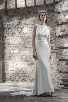 df1cdeb69cfd Collezione Sposa Elena Pignata www.elenapignata.com    2018 Modella  Yulia  Bailey