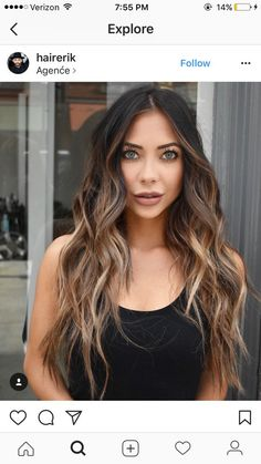 Hair color, but length is not for me. Are you looking for hair color ideas for brunettes for fall winter and summer? See our collection full of hair color ideas for brunettes and get inspired!