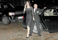 2015--Crown Princess Mary and Princess Marie attends Fredensborg Concert