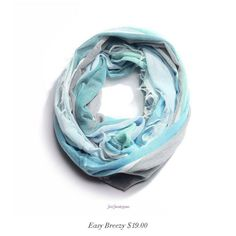 Just Jewelry infinity scarf spring summer 2015 collection