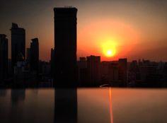 Shanghai, Celestial, Sunset, Outdoor, Sunsets, Outdoors, Outdoor Living, Garden