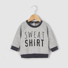 Sweat imprimé 1 mois-3 ans R baby - Bébé garçon