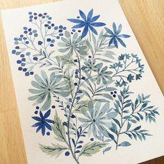 Vikki Chu | Watercolor