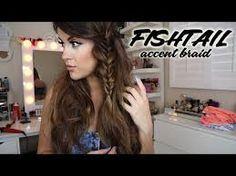 Fishtail Accent Braid