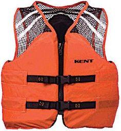 Kent Mesh Classic Commercial Life Vest, 2XL