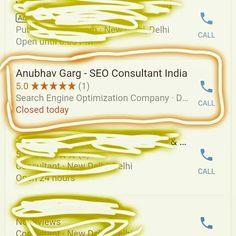 When you rated as #1 SEO Consultant In India 👍🍻😎 #SEO #seochat #DigitalMarketing #OnlineMarketing #seoconsultant #branding #SocialMedia