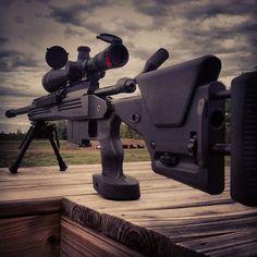.338 Lapua Magnum Savage 110 BA